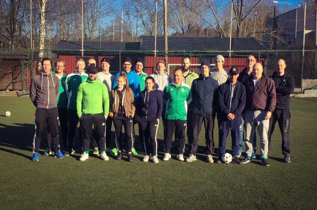 Nya C-diplomerade tränare! - Sundbybergs IK Fotboll 32d1542d378ce