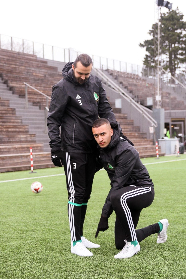 Herrlaget  Camron Nguesseu bytte tröja - Sundbybergs IK Fotboll ed3fea6beec70
