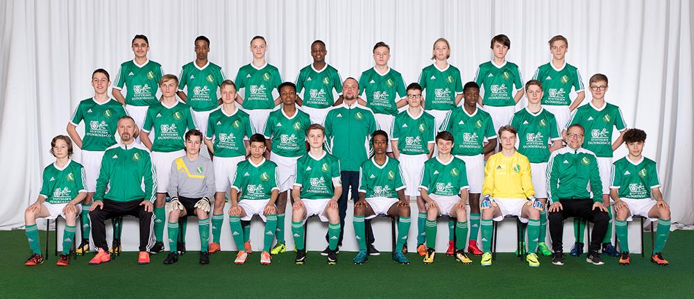 Sundbybergs IK Fotboll har idag ett mycket duktigt herrjuniorlag som i år  spelar i landets näst högsta U19-serie. 4b152ed3e4615
